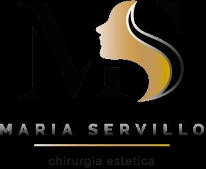 Logo maria servillo footer
